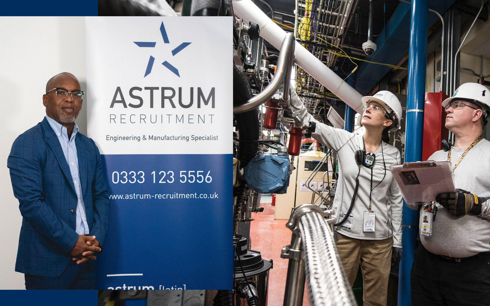 Astrum Recruitment - Engineering and Manufacturing Recruitment Specialist
